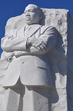MLK - Martin Luther King - 250